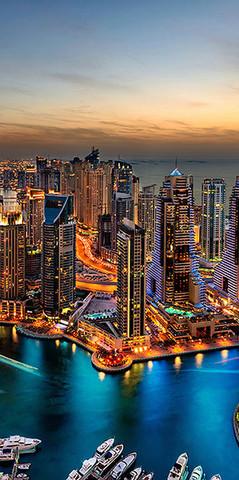 С-359 Дубаи Рассвет 300*238 см ФОТОПАННО