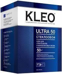 Клео ULTRA клей обойный для стеклообоев 500г