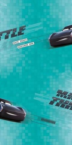 E-D-005A обои Disney компакт.винил на флизелине 1,06*10м