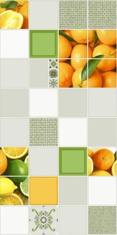 Оранж обои В657-04 вспененный моющ.винил на бумажн.осн.0,53*10м/Саратов