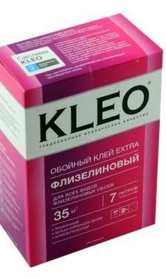 Клео EXTRA 35 клей обойный д/флиз.35кв.м.250г