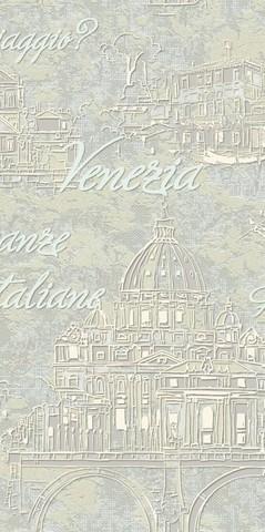 989483 Венеция обои винил горячего тиснения на флиз.осн.1,06*10м/VICTORIA STENOVA/к 989493