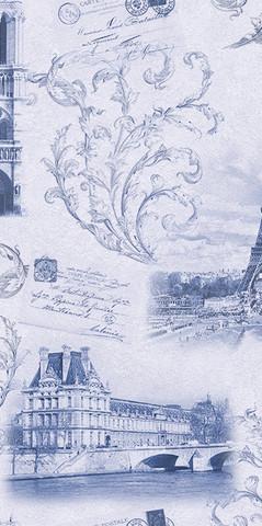 Турне-Л/15шт/510-01 обои бумажные гофрирован.0,53*10м/Саратов