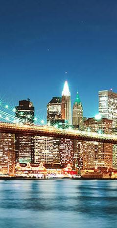 А-064 Бруклинский мост 300*147 см