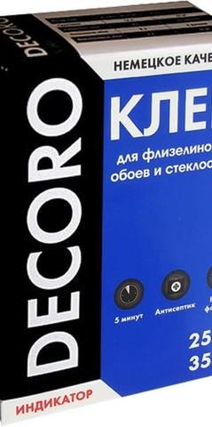Клей для флиз.обоев ART DECORO 250гр 35кв.м