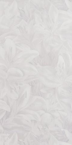 10212-01 Лилии обои винил горячего тиснения на флиз.осн.1,06*10м OVK Design Azure/Артекс