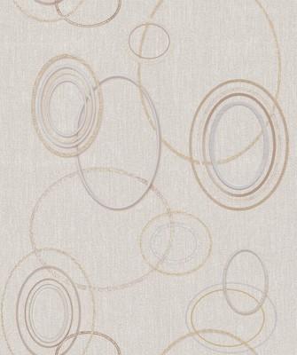 Овалы/12шт/231862-1 обои дуплекс бумажные 0,53*10м/Малекс